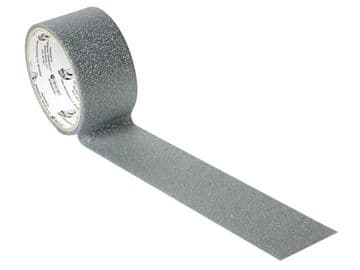 Duck Tape® 47mm x 4.5m Glitter Silver